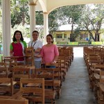 JGSPG donates school chairs to Simlong Elementary School