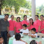Feeding Program at Pinamucan Elementary School