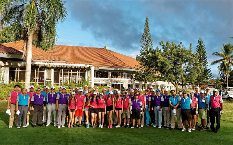 17th EVALENE Golf Tournament tees off at Malarayat